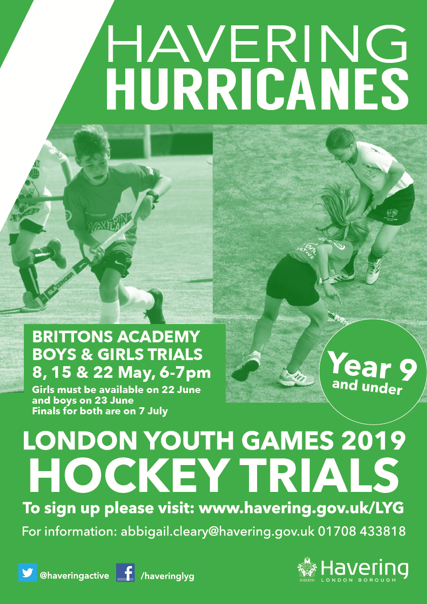 10 Hockey Trial 2019
