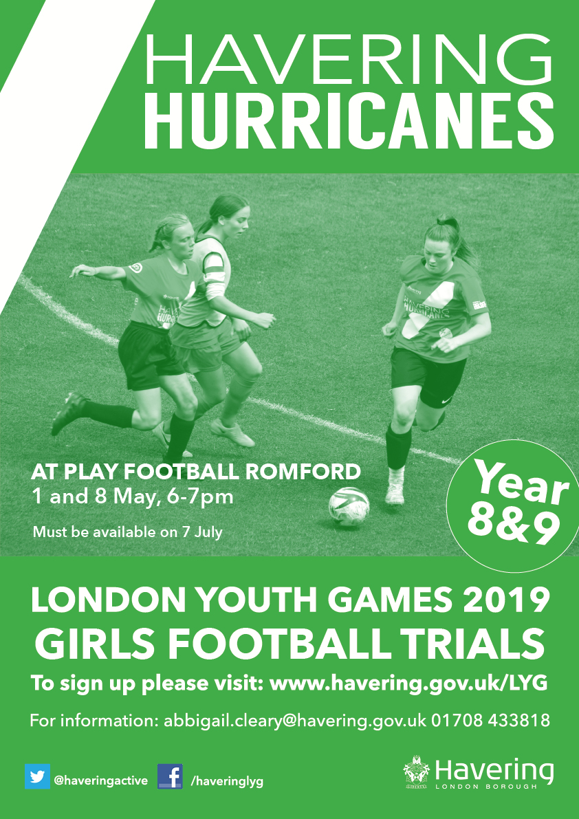 7 Female Football Trials 2019