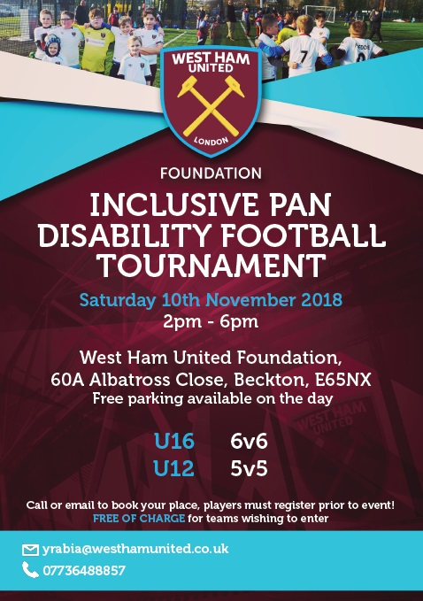 inclusive football west ham